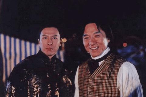 Chan Tu Dan ti thi Thanh Long trong 'Diep Van 4' hinh anh