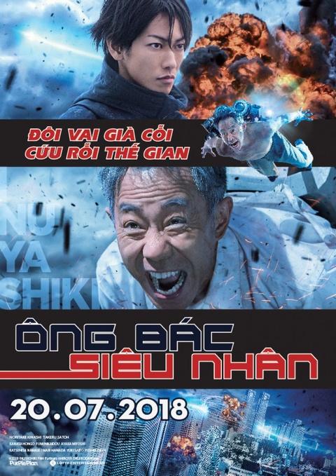 'Ong bac sieu nhan': Phim chuyen the truyen tranh hap dan va y nghia hinh anh 1