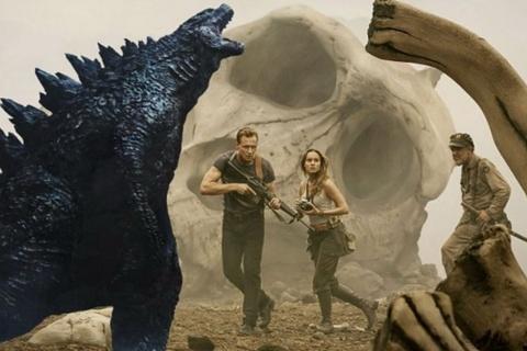 Mot nhan vat cua 'Kong: Skull Island' tro lai o 'Godzilla 2' hinh anh
