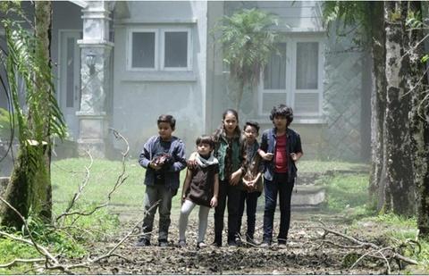 Trailer bo phim 'Ma guong' hinh anh