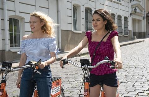 Trailer bo phim 'Ban trai cu toi la diep vien' hinh anh