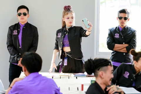 Trailer bo phim 'Truong hoc ba vuong' hinh anh