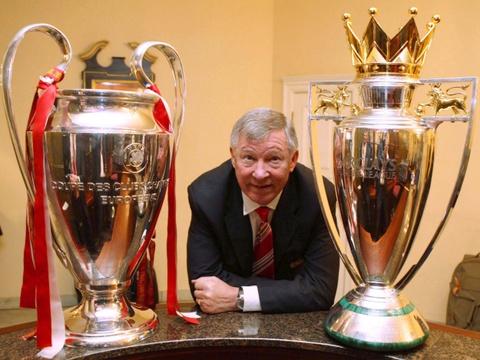 Con trai Sir Alex Ferguson lam phim tai lieu ve cha hinh anh
