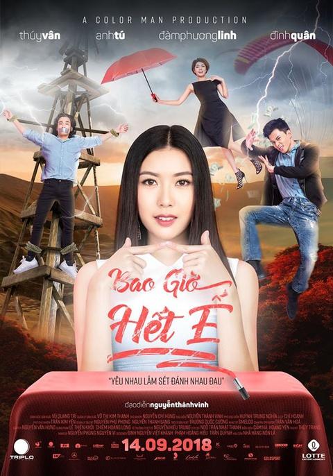 'Bao gio het e' - phim co A hau Thuy Van nhat nheo, phi ly den kho tin hinh anh 1