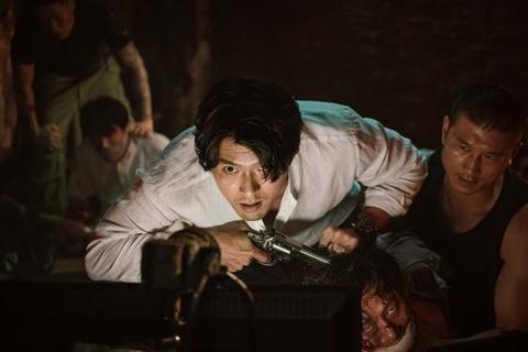 Trailer bo phim 'Cuoc dam phan sinh tu' hinh anh