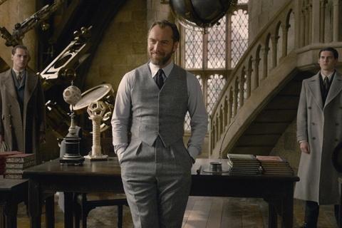 'Fantastic Beasts 2' lien he voi nguyen tac 'Harry Potter' ra sao? hinh anh