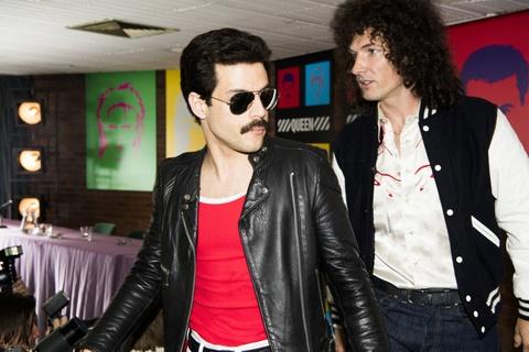 Phim 'Bohemian Rhapsody' gay bao tai phong ve Bac My hinh anh
