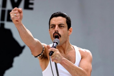 'Bohemian Rhapsody' thang lon khi ra mat voi 141 trieu USD toan cau hinh anh
