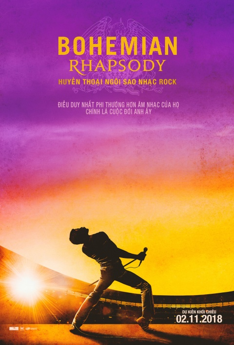 'Bohemian Rhapsody' - Thu linh Queen luong tinh va di biet hon the hinh anh 1