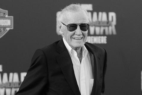 Stan Lee va nhung buoc ngoat lam nen vu tru sieu anh hung Marvel hinh anh