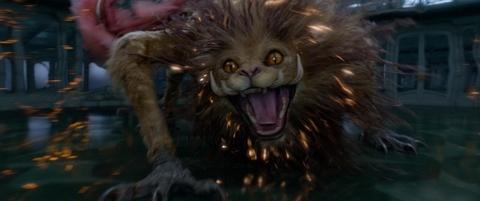 Bom tan phu thuy 'Fantastic Beasts 2': Hoanh trang, nhung qua om dom hinh anh 5