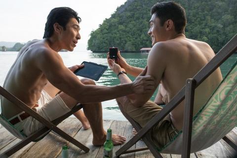 'Crazy Rich Asians' bi ghe lanh toi the tham tai Trung Quoc hinh anh 2