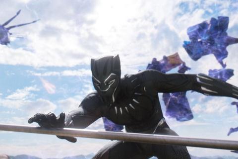 'Black Panther' co de cu Phim truyen xuat sac tai Qua cau vang 2019 hinh anh