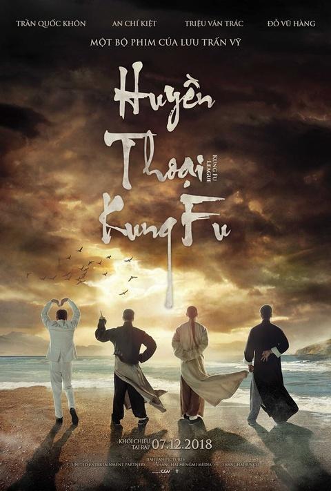 'Huyen thoai Kung Fu': Kich ban va hanh dong ngheo nan hinh anh 1