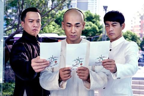 'Huyen thoai Kung Fu': Kich ban va hanh dong ngheo nan hinh anh 4