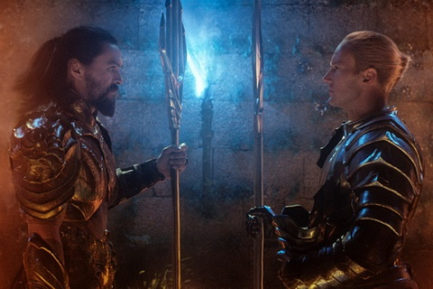 'Aquaman' - bom tấn đủ sức hồi sinh Vũ trụ điện ảnh DC