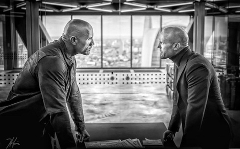 The Rock co the tro lai trong 'Fast & Furious 9' hinh anh