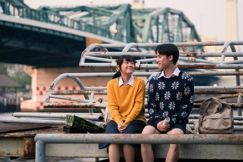 Trailer bo phim 'Linh hon tam tru' hinh anh