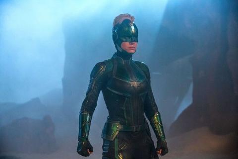 Trailer moi 'Captain Marvel' dep bo gia thuyet dien ro cua fan hinh anh