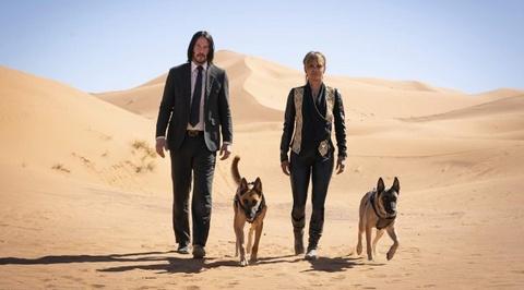 Trailer bo phim 'John Wick: Chapter 3 - Parabellum' hinh anh