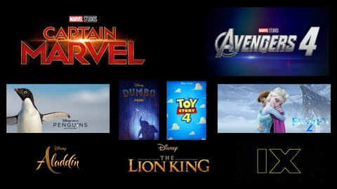Disney va su le thuoc vao cac sieu anh hung, phim thuong hieu hinh anh 1