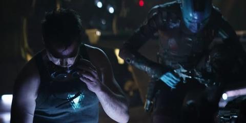 'Avengers: Endgame' tung trailer tiet lo doi hinh sieu anh hung moi hinh anh 2