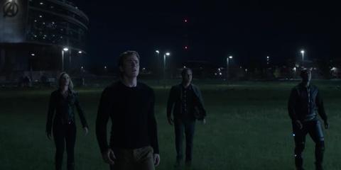 'Avengers: Endgame' tung trailer tiet lo doi hinh sieu anh hung moi hinh anh 3