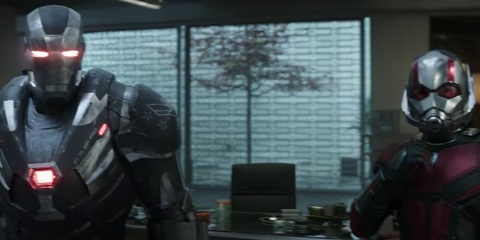 'Avengers: Endgame' tung trailer tiet lo doi hinh sieu anh hung moi hinh anh 6