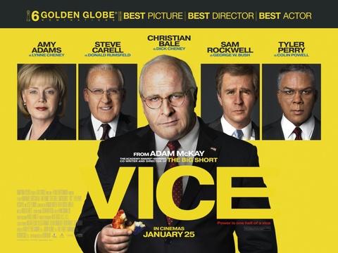 'Vice': Gian hung gap thoi hay Pho tong thong quyen luc nhat nuoc My hinh anh 2