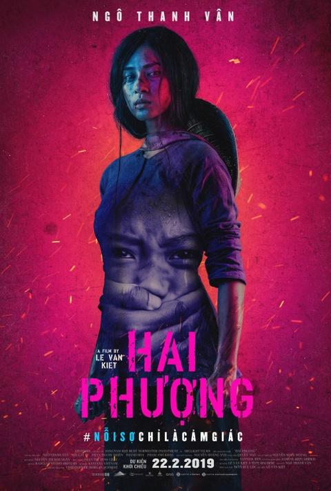 'Hai Phuong' cua Ngo Thanh Van: Kich tinh, bao liet va dang co vu hinh anh 1