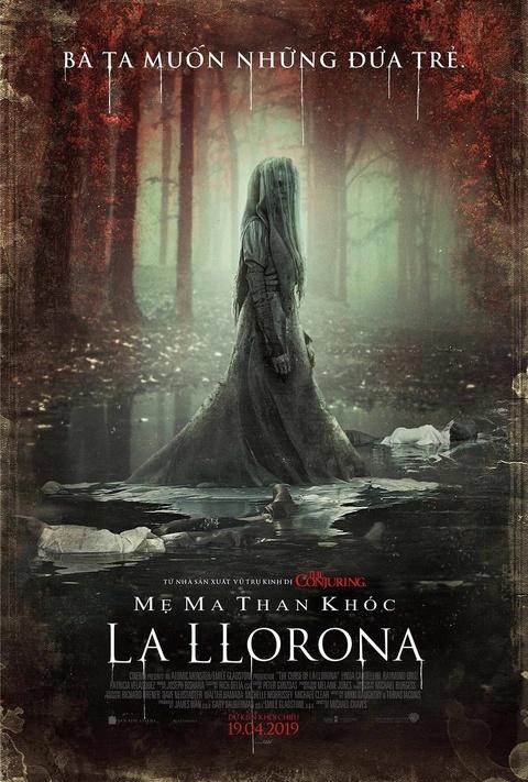 'Me ma than khoc La Llorona' kinh di, nhung chua du dot pha hinh anh 1