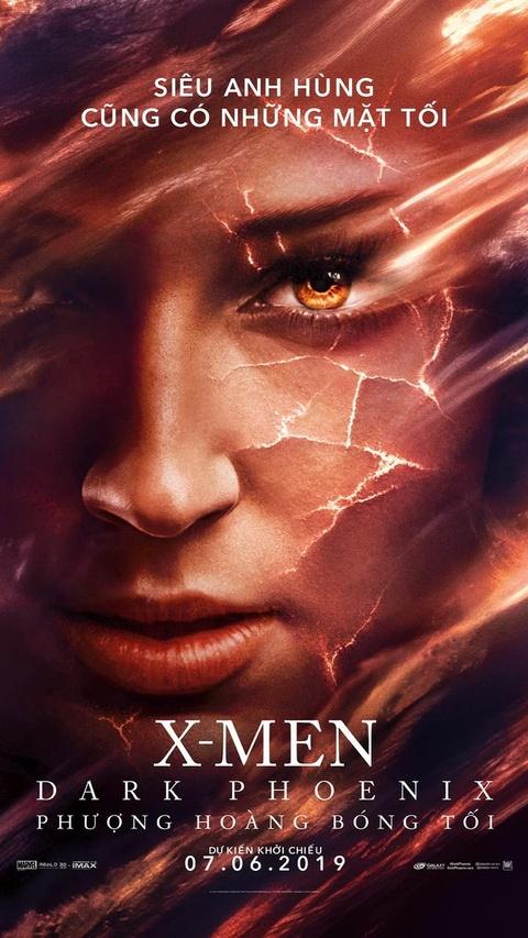 'Phượng hoàng Bóng tối' - cái kết chơi vơi dành cho các X-Men