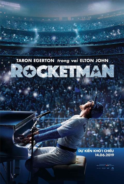 Khám phá Elton John đa cảm và khao khát tình yêu trong 'Rocketman'