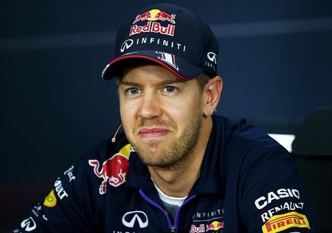 DKVD the gioi Vettel bat ngo chia tay Red Bull hinh anh