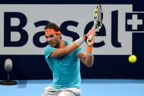 Tu ket ATP Basel: Nadal 0-2 Coric hinh anh