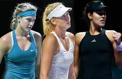 Ca 3 nguoi dep banh ni deu bi loai khoi WTA Finals hinh anh