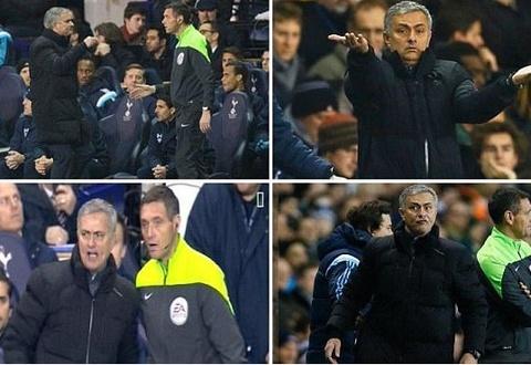 Mourinho lan thu hai thua 5 ban trong su nghiep hinh anh