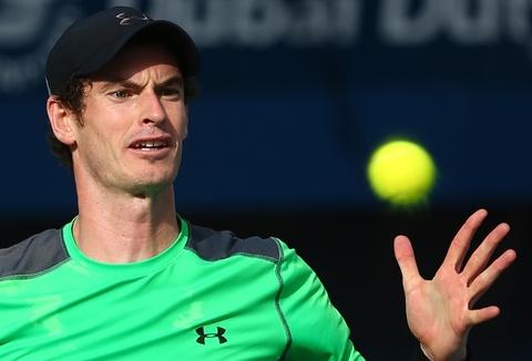 Federer, Djokovic thang chong vanh, Murray thua soc hinh anh