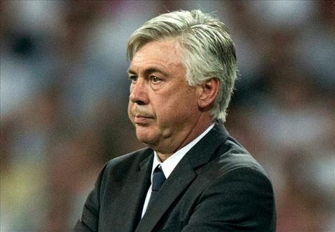 Lanh dao Real Madrid tu choi bao ve Ancelotti hinh anh
