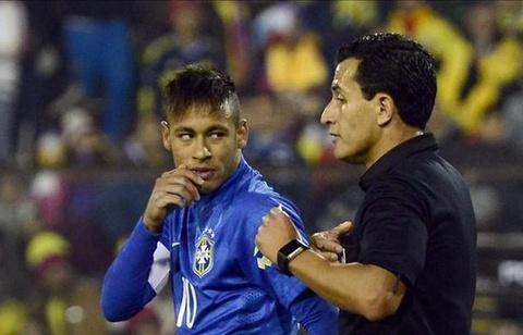 Diem tin 3/7: Neymar khong nghe loi thay hinh anh