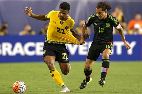 Chung ket Gold Cup 2015: Mexico 3-1 Jamaica hinh anh