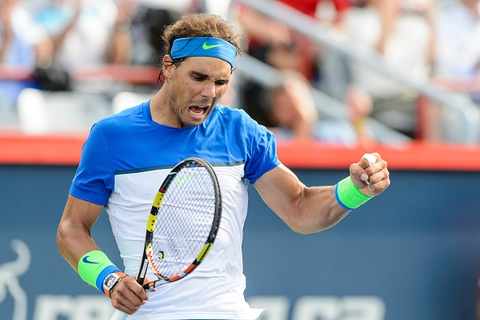 Nadal, Murray thua nhan gap kho vi suc gio tai Rogers Cup hinh anh