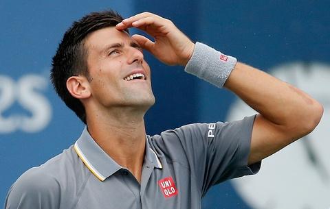 Djokovic khoi dau chat vat tai Cincinnati Masters hinh anh