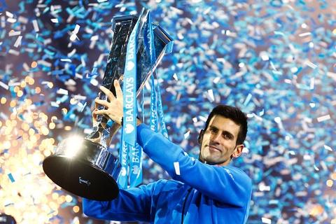 Djokovic lap ky luc ve tien thuong hinh anh