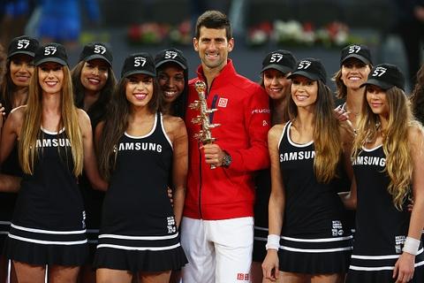 Danh bai Murray, Djokovic vo dich Madrid Open hinh anh