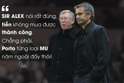 Nhung phat ngon khac nguoi cua Jose Mourinho hinh anh 3