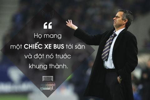 Nhung phat ngon khac nguoi cua Jose Mourinho hinh anh 4