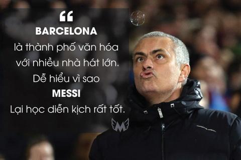 nhung phat ngon cua mourinho hinh anh