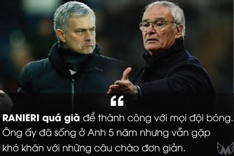 Nhung phat ngon khac nguoi cua Jose Mourinho hinh anh 8