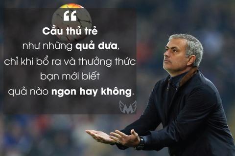 Nhung phat ngon khac nguoi cua Jose Mourinho hinh anh 9